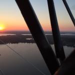 Waldo Wright's Sunset Vintage Airplane Flights in Florida
