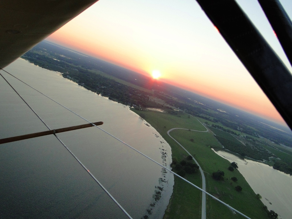 waldo wright's sunset flight winter haven