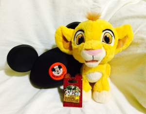 simba and disney animal kingdom merchandise