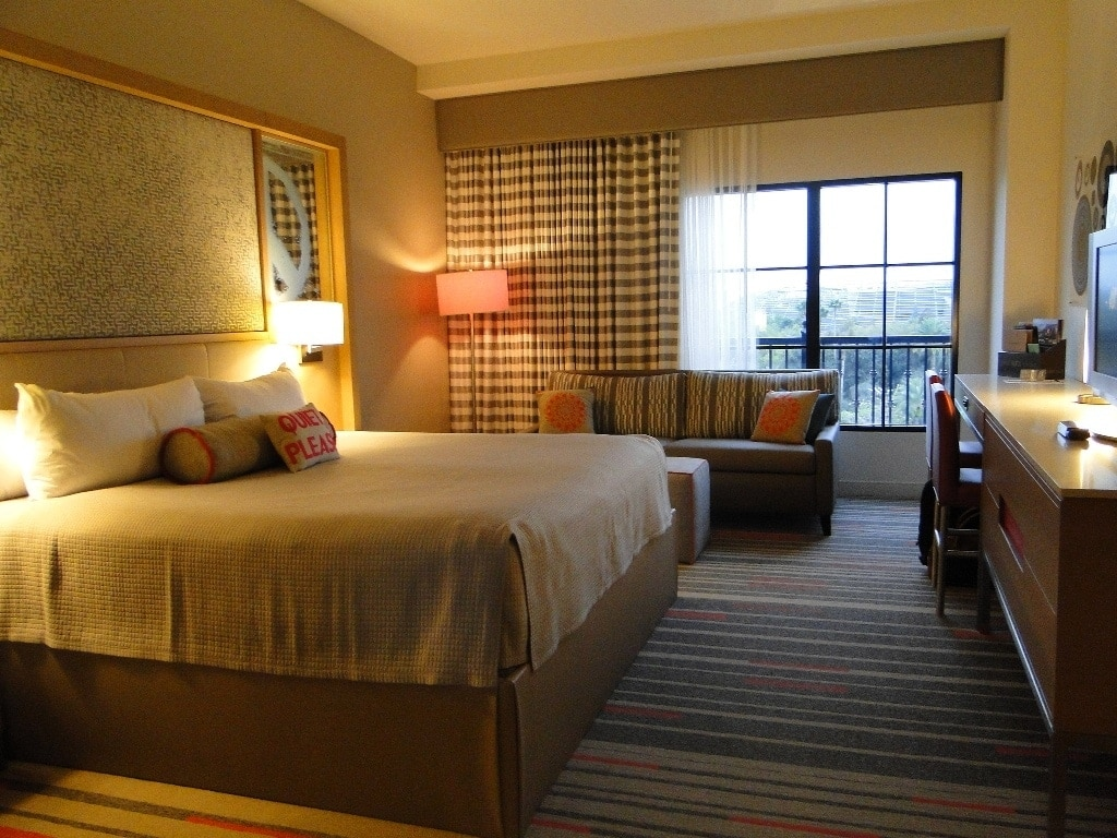 Hard Rock Hotel Orlando room 7052