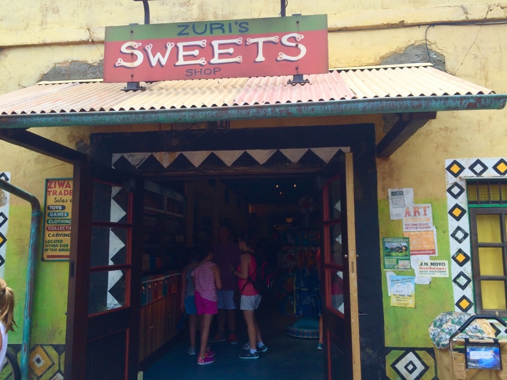 Zuris Sweets Harambe Marketplace Animal Kingdom Disneys