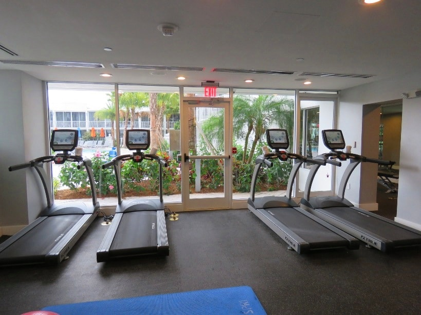 Gym B Resort Lake Buena Vista