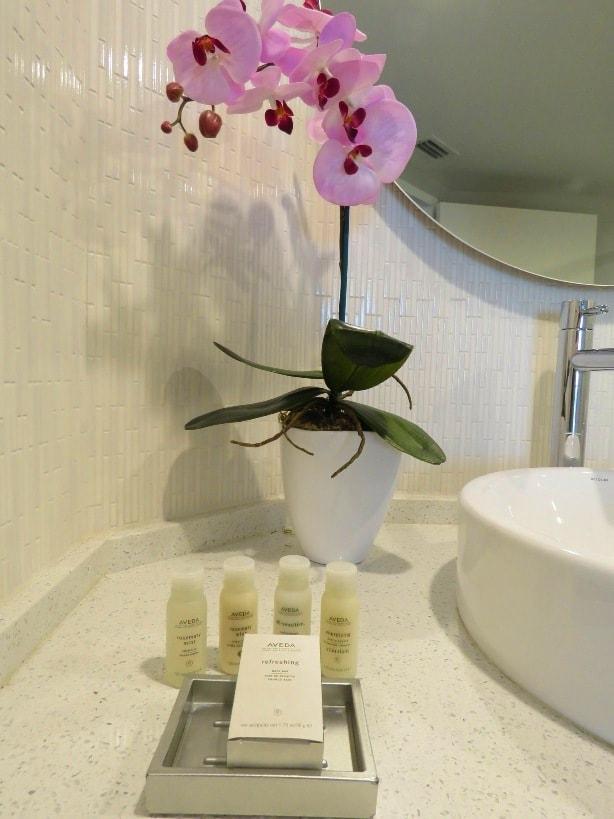 AVEDA Toiletries B Resort Orlando