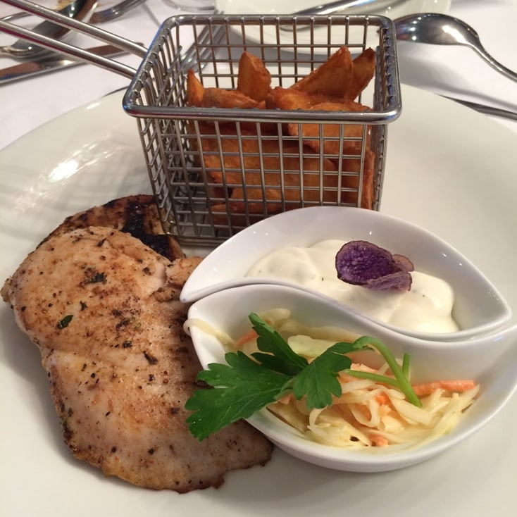 Chicken Breast (From the anytime menu)