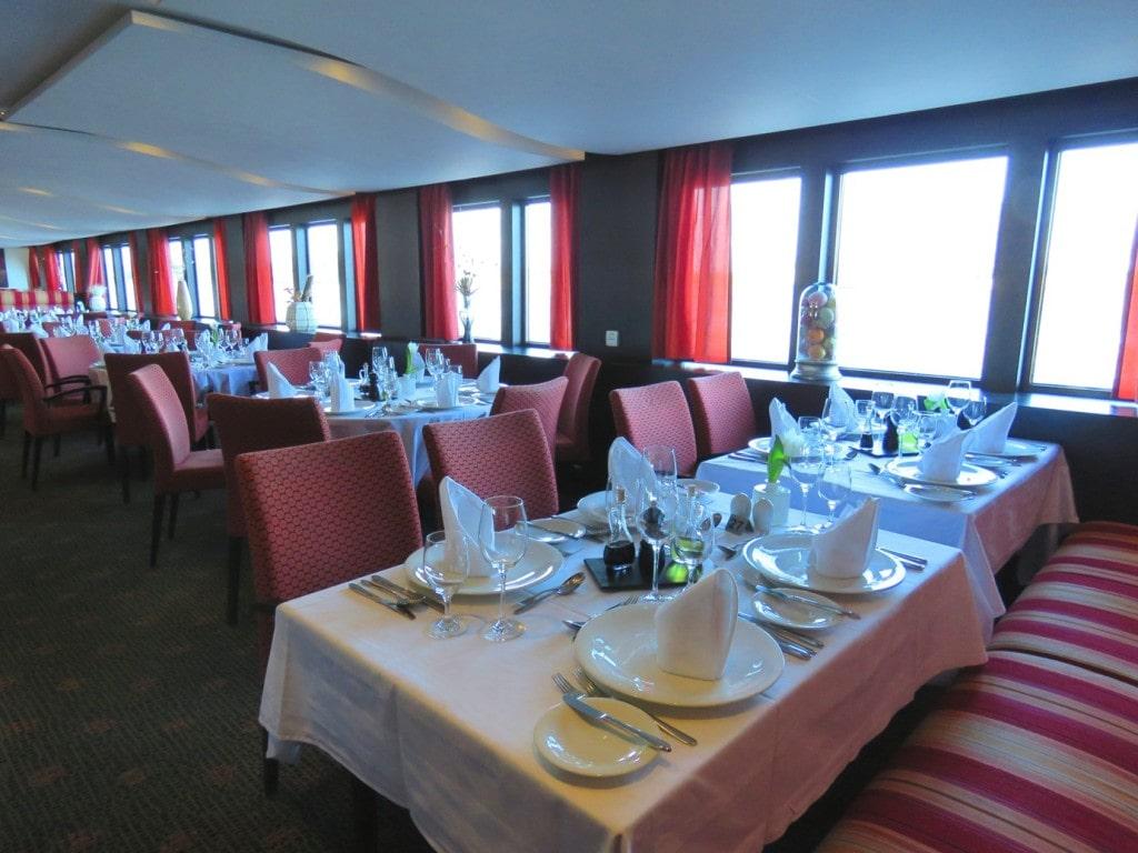 AmaWaterways AmaCerto Dining Room