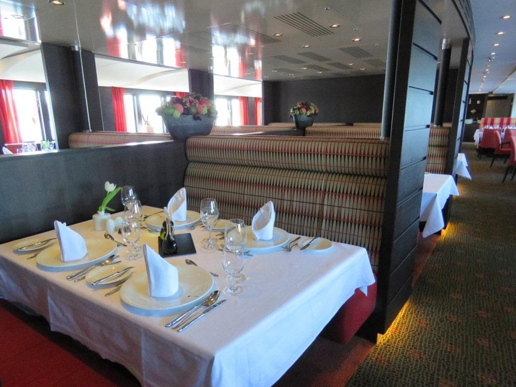 AmaWaterways AmaCerto Dining Room 2