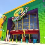 Crayola Experience Opens in Orlando at The Florida Mall