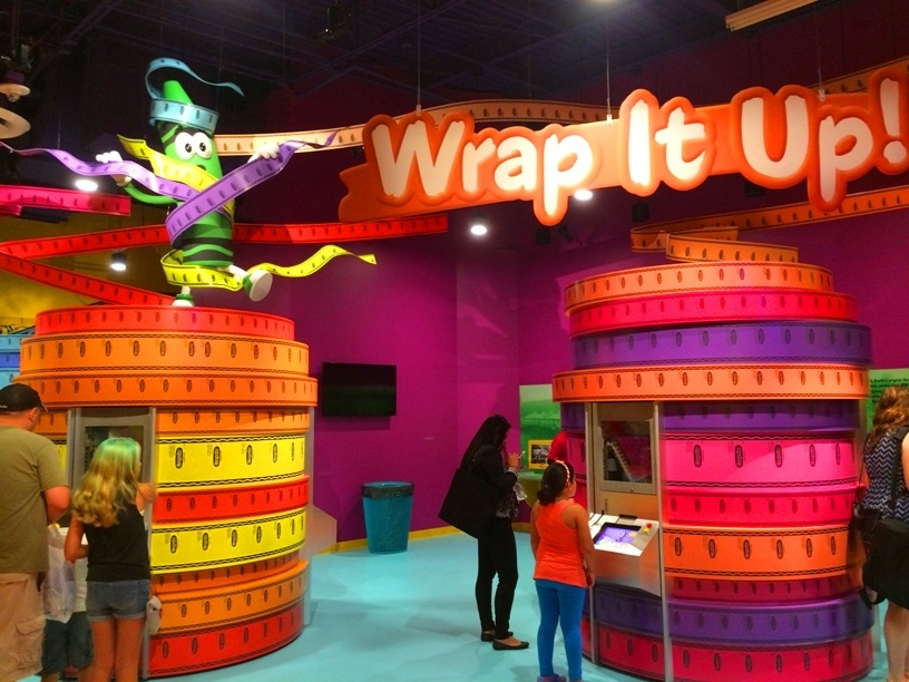 Wrap It Up Crayola Experience Orlando