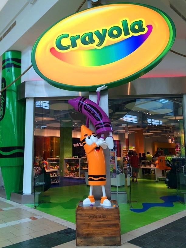 Crayola Store Orlando