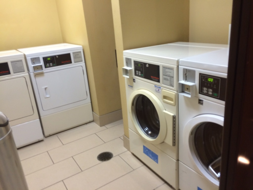 Holiday Inn Titusville Laundry Center