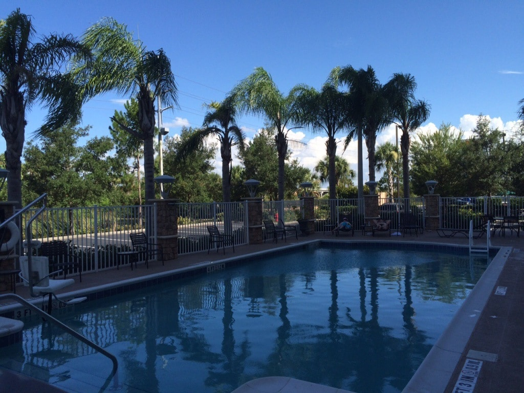 Holiday Inn Titusville Pool
