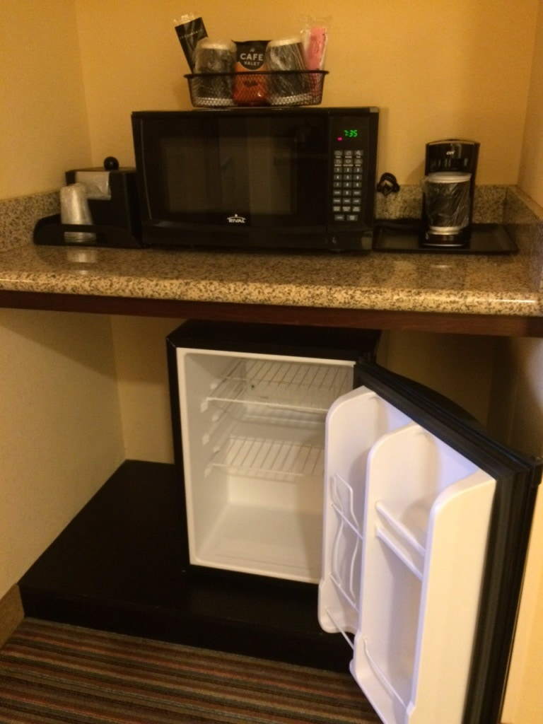 Holiday Inn Titusville Room Amenities