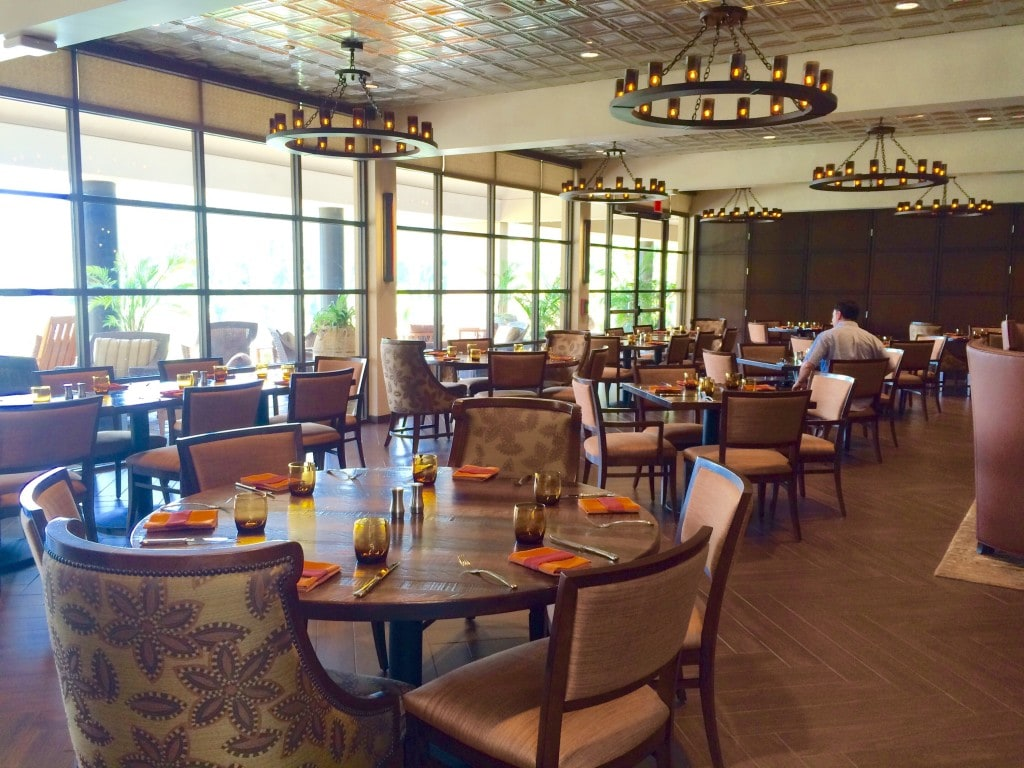 Plancha restaurant cuban american cuisine at four seasons for American cuisine restaurants