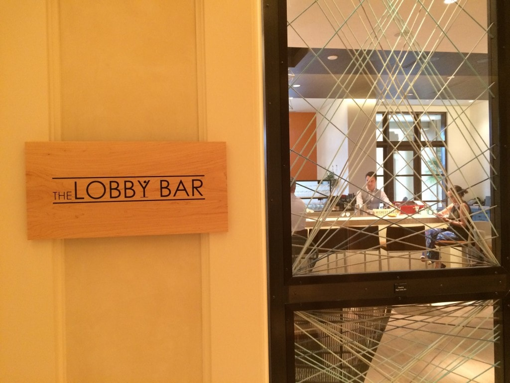 The Lobby Bar Four Seasons Orlando Resort