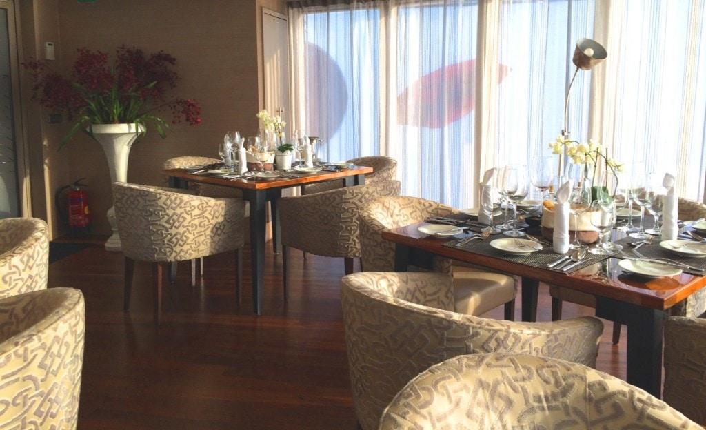 The Chefs Table Restaurant AmaWaterways