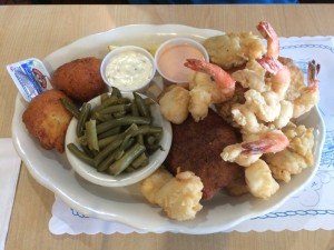 O'Steen's Serves Authentic Seafood In St. Augustine