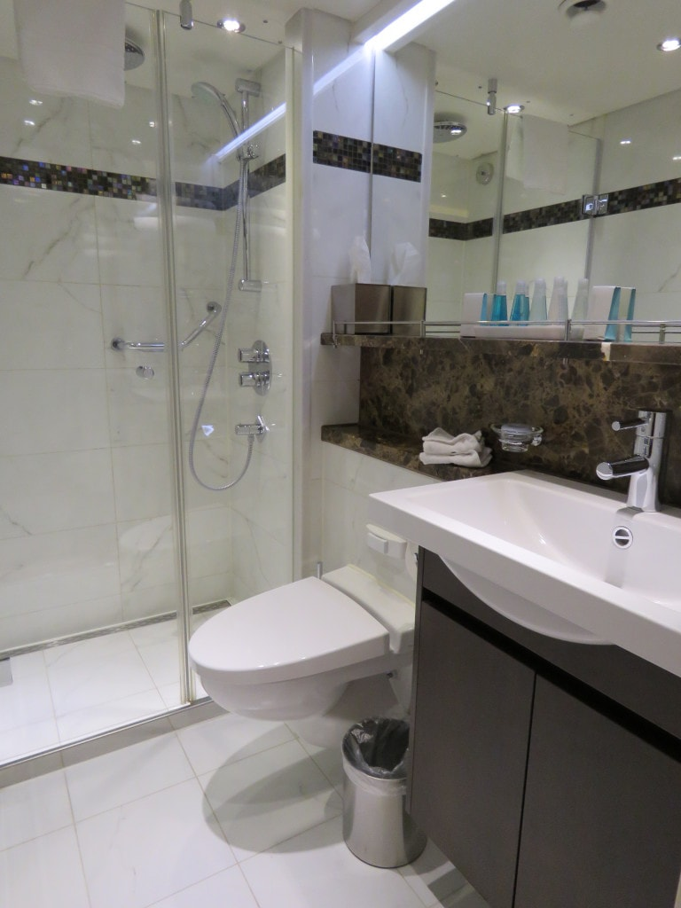 AmaCerto Bathroom AmaWaterways Room 223