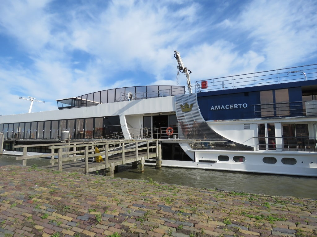 AmaCerto AmaWaterways Ship