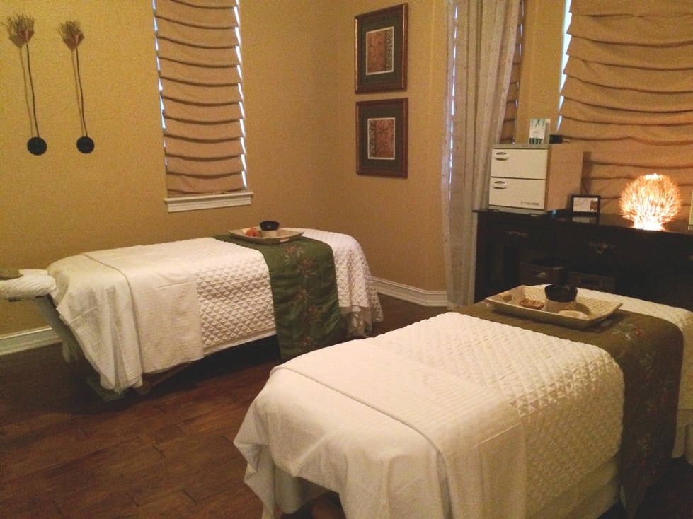Spa at Reunion Resort Treatment Room