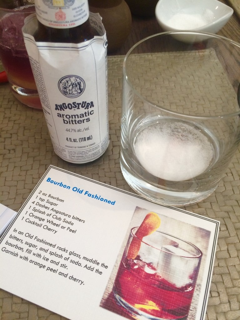 Cocktail Recipe Mixology Class