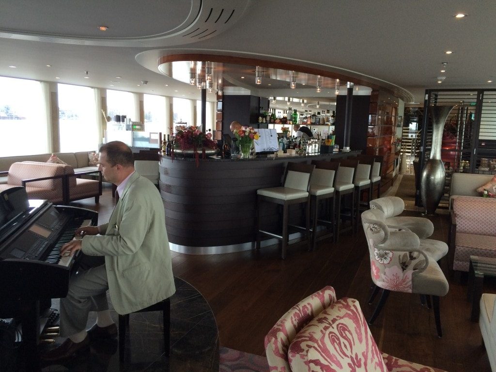 AmaCerto AmaWaterways Bar