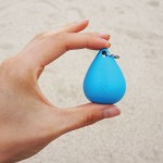 Matador Droplet Wet Bag Keychain Keeps Items Dry On The Go