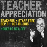 Free Admission at Ripley's Attractions For Teachers and Support Staff