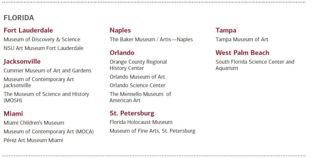 Bank of America Florida