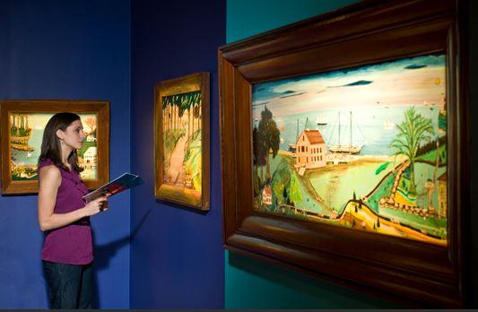 Photo Courtesy of Mennello Museum