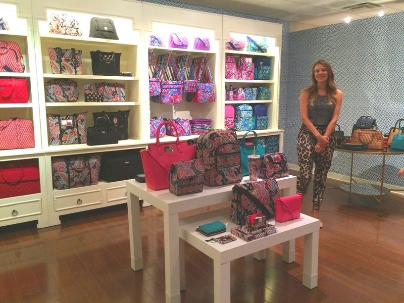 Vera Bradley Design Center Showroom