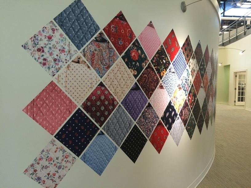 Vera Bradley Designs Pattern Wall