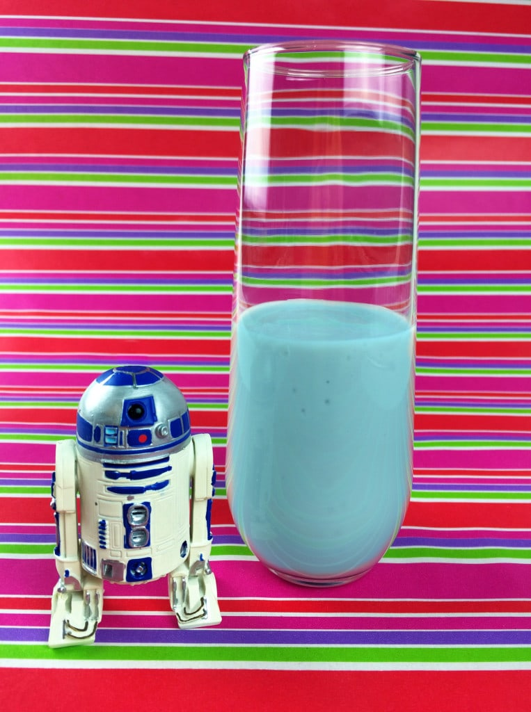 Blue Milk Star Wars Drink Mocktail