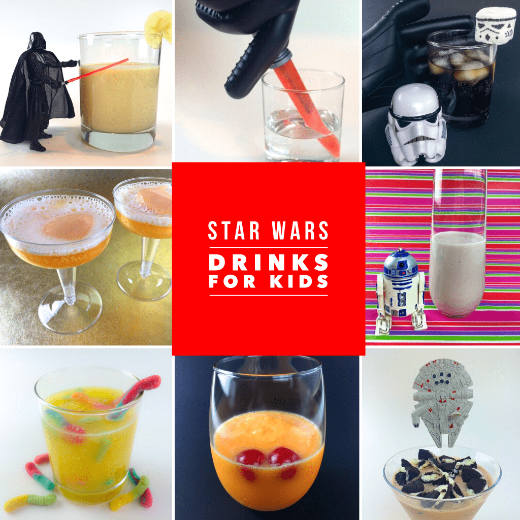 9 Star Wars Drink Recipes For Kids Mocktails