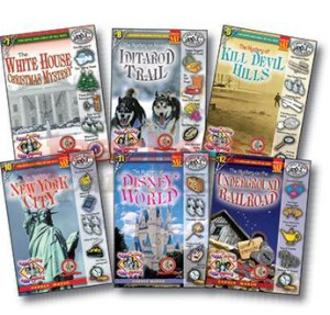 Real Kids – Real Places! America's National Mystery Book Series Brings Mystery to the Biltmore Estate!