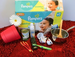 household items baby's can play with