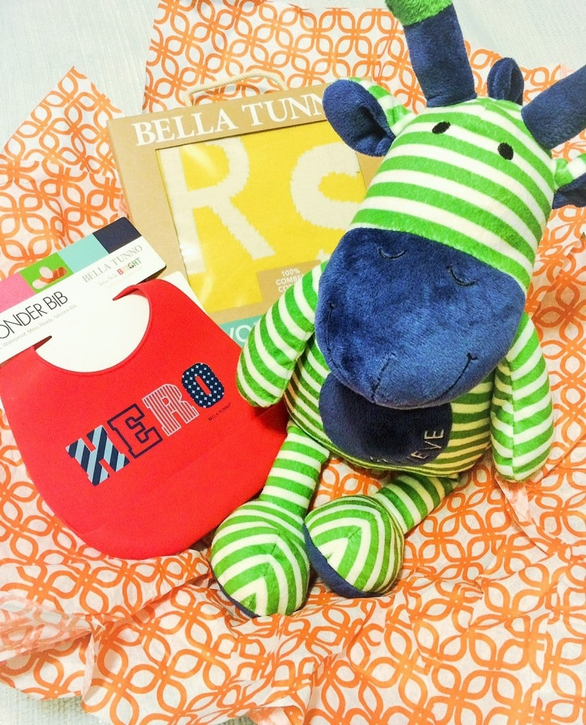 Fun and colorful gifts and toys for babies and parents! Bella Tunno is lots of fun!