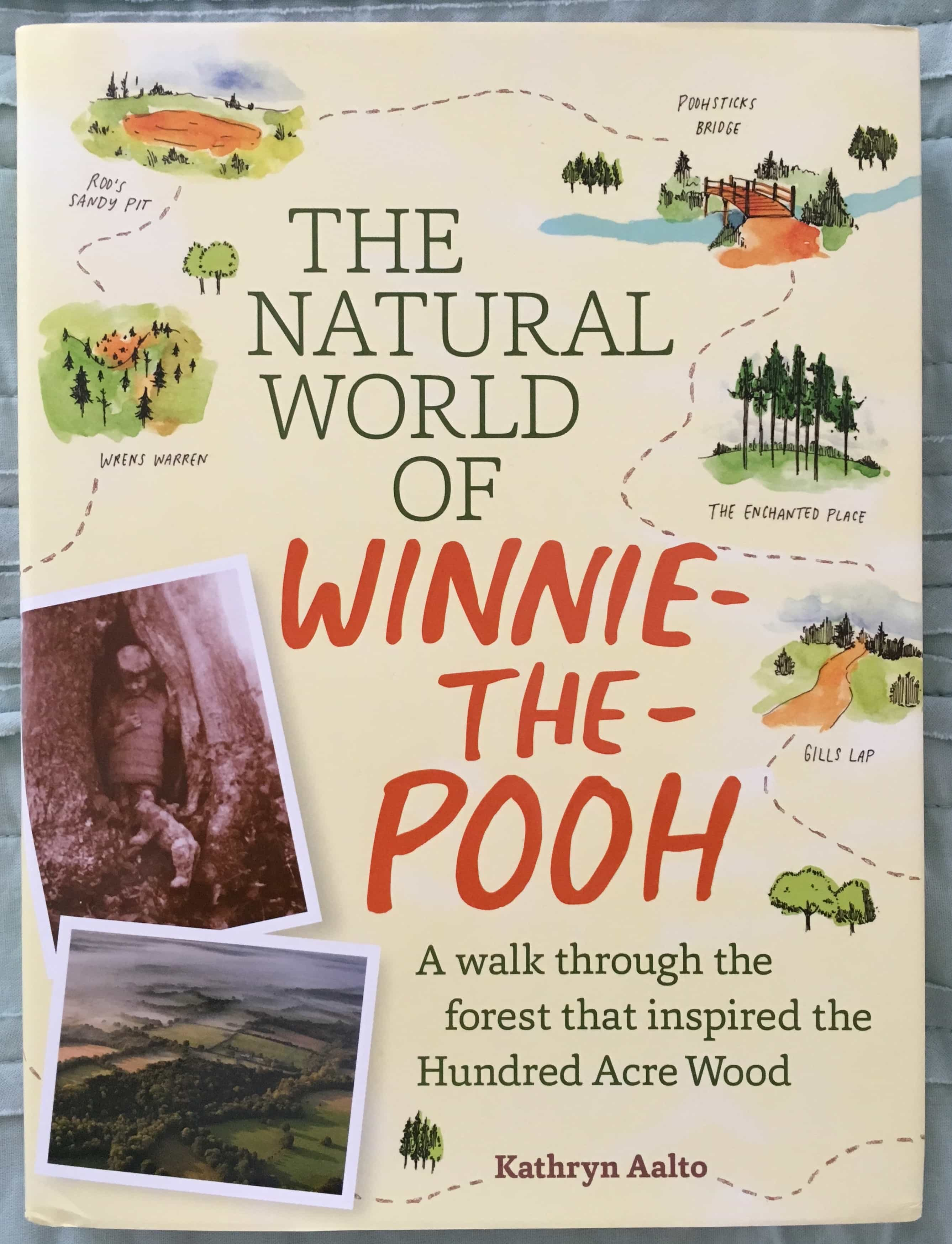 Where Winnie the Pooh Lived: The Real Life Hundred Acre Wood on 100 aker wood map, city map, drawing of a town map, gemini map, kingdom hearts 100-acre wood map, wooden story map, 100-acre wood rally map, 100-acre wood forest map, once upon a time map,