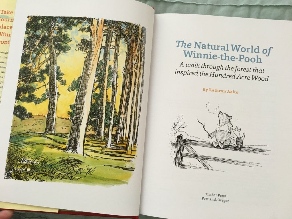 The Natural World of Winnie the Pooh Hundred Acre Wood Ashdown Forest