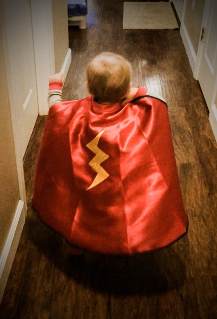 Kids can be super heros or anything they can imagine with Great Pretenders!!