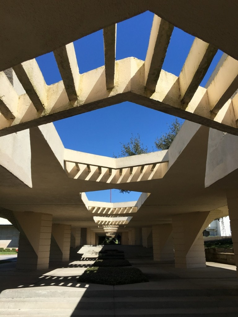 Frank Lloyd Wright Architecture Florida Southern College Campus