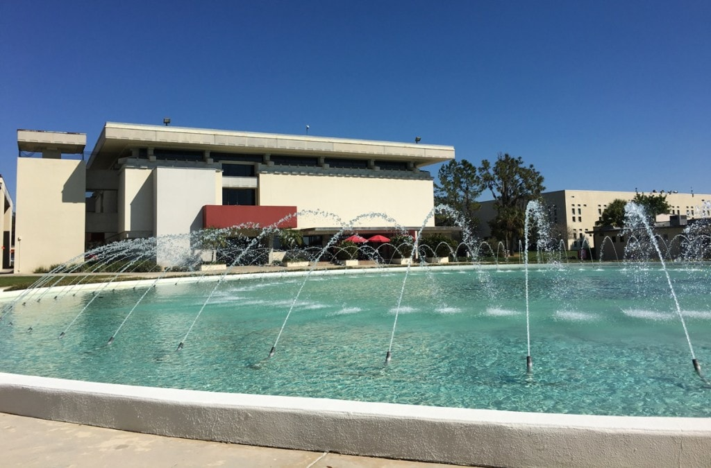 Frank Lloyd Wright Architecture Florida Southern College Campus Water Dome