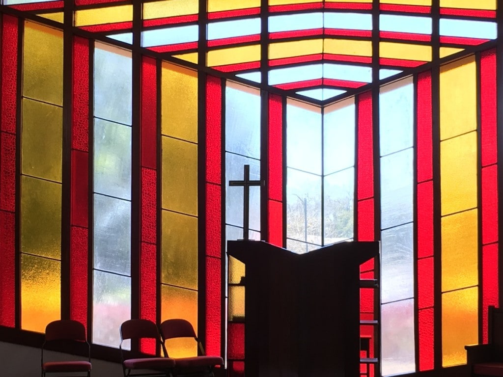 Frank Lloyd Wright Architecture Florida Southern College Campus Chapel