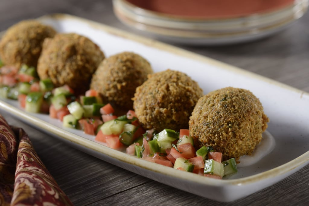 Falls Family Falafel Disney Recipe