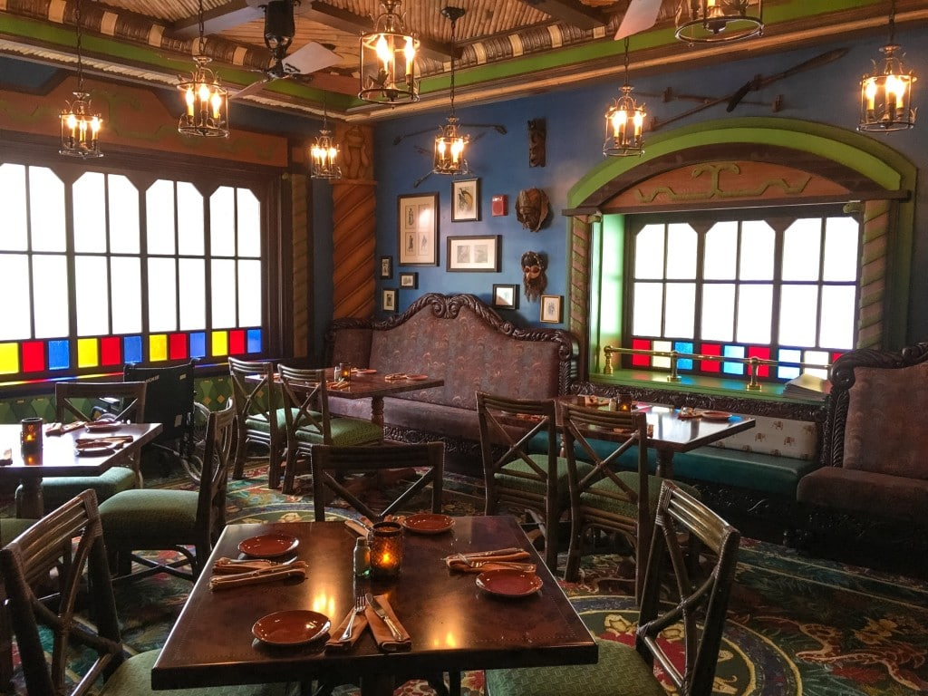 Jungle Skipper Canteen Magic Kingdom Jungle Room