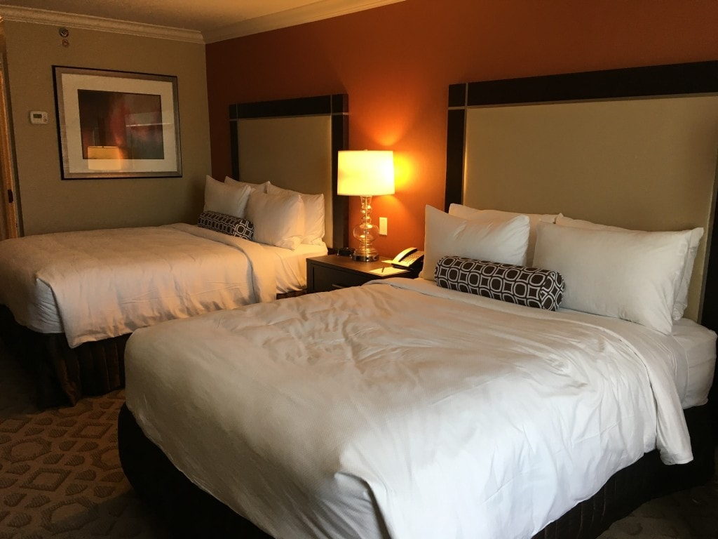 Delta Hotels Marriott Orlando Lake Buena Vista Disney Room Tour