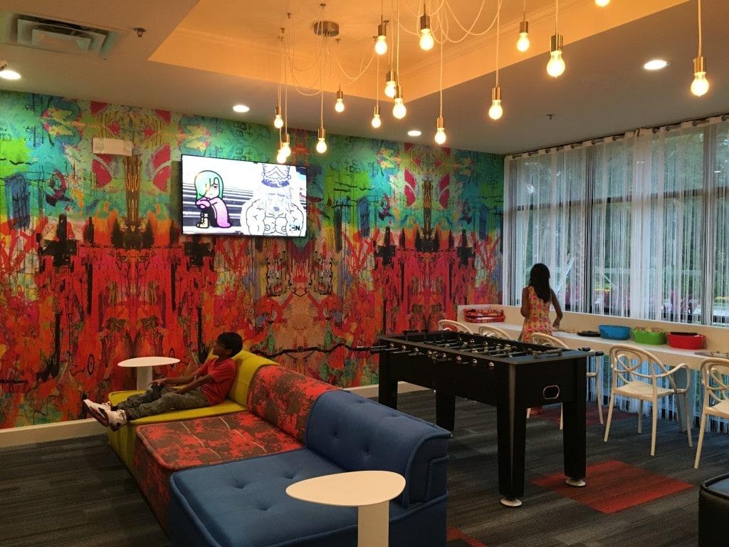 Delta Hotels Orlando Disney Kid Zone