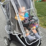 Weather Not Co-operating? You Can Still Get Your Stroller Out & Get Moving!