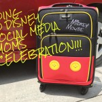 We're Going to Disney Social Media Moms Celebration!