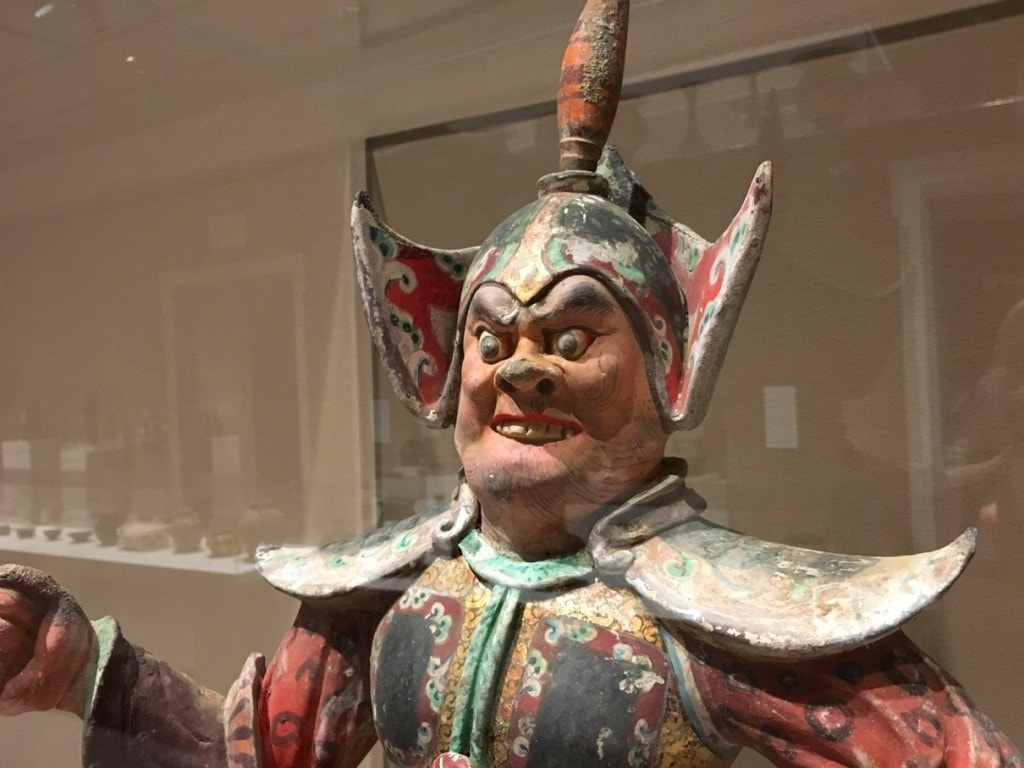 Ackland Art Museum UNC Chapel Hill Asian Art Collection