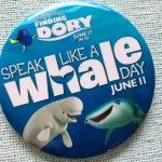 Speak Like a Whale Day Festivities &  Goodies at Disney – June 11